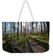 Trillium Trail Weekender Tote Bag