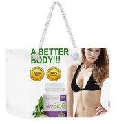 Trim Biofit Garcinia Weekender Tote Bag