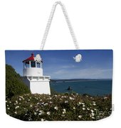 Trinidad Lighthouse California Weekender Tote Bag