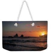 Trinidad Sunset Weekender Tote Bag