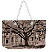 Trinity Episcopal Cathedral Court Yard Weekender Tote Bag