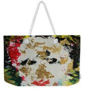 Trinity Panel One Weekender Tote Bag