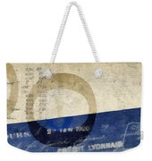 Trip To Paris Weekender Tote Bag