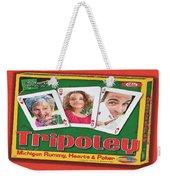 Tripoley Board Game Painting Weekender Tote Bag