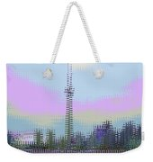 Trippin In T O Weekender Tote Bag