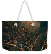 Trippy Tree Weekender Tote Bag