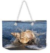 Triton Shell  Weekender Tote Bag