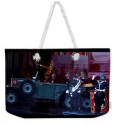 Triumph In Miniture Weekender Tote Bag