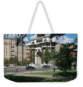 Shadows Of The Triumphal Arch Weekender Tote Bag