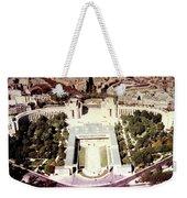 Trocadero Palais De Chaillot 1955 Weekender Tote Bag