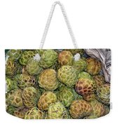 Troical Green Fruit 1 Weekender Tote Bag