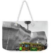 Trolley Weekender Tote Bag