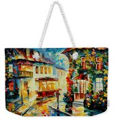 Trolley Weekender Tote Bag