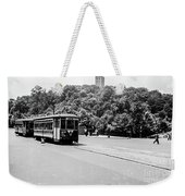Trolley With Cloisters Weekender Tote Bag