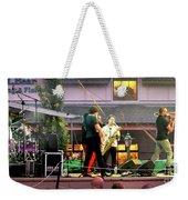 Trombone Shorty And Orleans Avenue, Freeport, Maine   -57584 Weekender Tote Bag