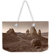 Trona Landscape Weekender Tote Bag
