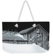 Trophies Mounted On Nostalgia, Selenium Tone  Weekender Tote Bag