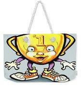 Trophy Weekender Tote Bag