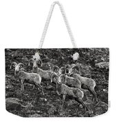 Trophy Rams Weekender Tote Bag
