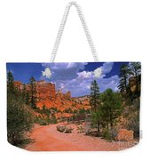 Tropic Canyon Bridge In Bryce Canyon Np Utah Weekender Tote Bag