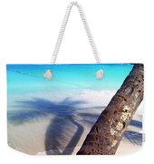 Tropic Shadows Weekender Tote Bag