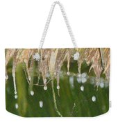 Tropical Bali Rain Weekender Tote Bag