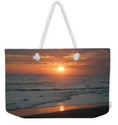Tropical Bali Sunset Weekender Tote Bag