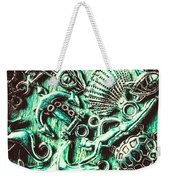 Tropical Bay Elements Weekender Tote Bag