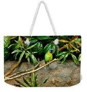 Tropical Bird 3 Weekender Tote Bag