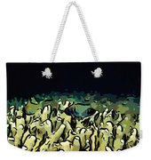 Tropical Coral Reef 1 Weekender Tote Bag by Lanjee Chee
