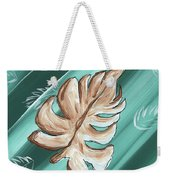 Tropical Dance 1 By Madart Weekender Tote Bag