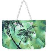 Tropical Dance 3 By Madart Weekender Tote Bag