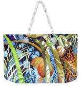 Tropical Design 2 Weekender Tote Bag