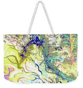 Tropical Essence Weekender Tote Bag