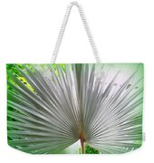 Tropical Fan Weekender Tote Bag
