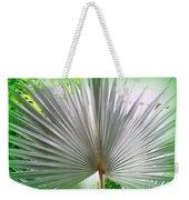 Tropical Fan Weekender Tote Bag