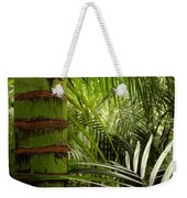 Tropical Forest Jungle Weekender Tote Bag