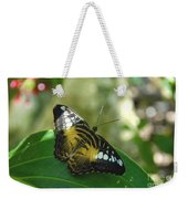 Tropical Garden Beauty Weekender Tote Bag