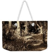 Tropical Hammock Weekender Tote Bag
