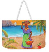 Tropical Harvest Weekender Tote Bag