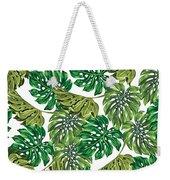 Tropical Haven  Weekender Tote Bag