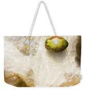 Tropical Island Coconut Weekender Tote Bag
