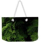 Tropical Jungle Weekender Tote Bag