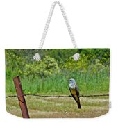 Tropical Kingbird Weekender Tote Bag