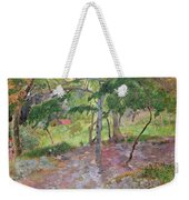 Tropical Landscape Weekender Tote Bag