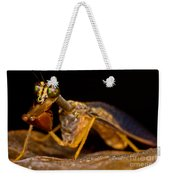 Tropical Mantispid Weekender Tote Bag