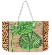 Tropical Palms 1 Weekender Tote Bag