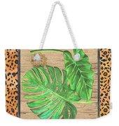 Tropical Palms 2 Weekender Tote Bag