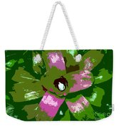 Tropical Plant Work Number 5 Weekender Tote Bag
