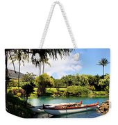 Tropical Plantation - Maui Weekender Tote Bag
